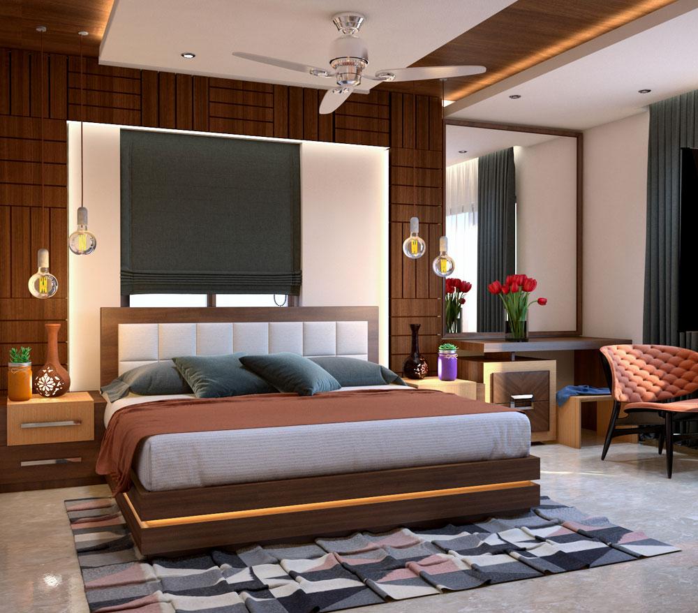 Bedroom Interior Designer In Kolkata Gayatri Creations